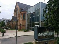 Seek Asylum at Sanctuary